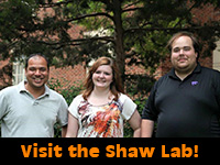 Shaw Lab, Microbiology and Molecular Genetics, Oklahoma State University
