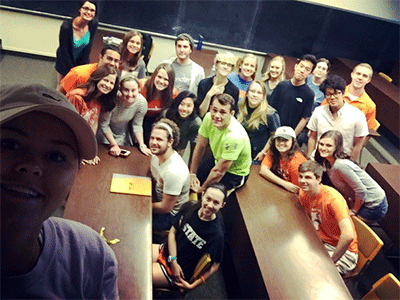 Incoming Freshmen, Microbiology and Molecular Genetics, Oklahoma State University