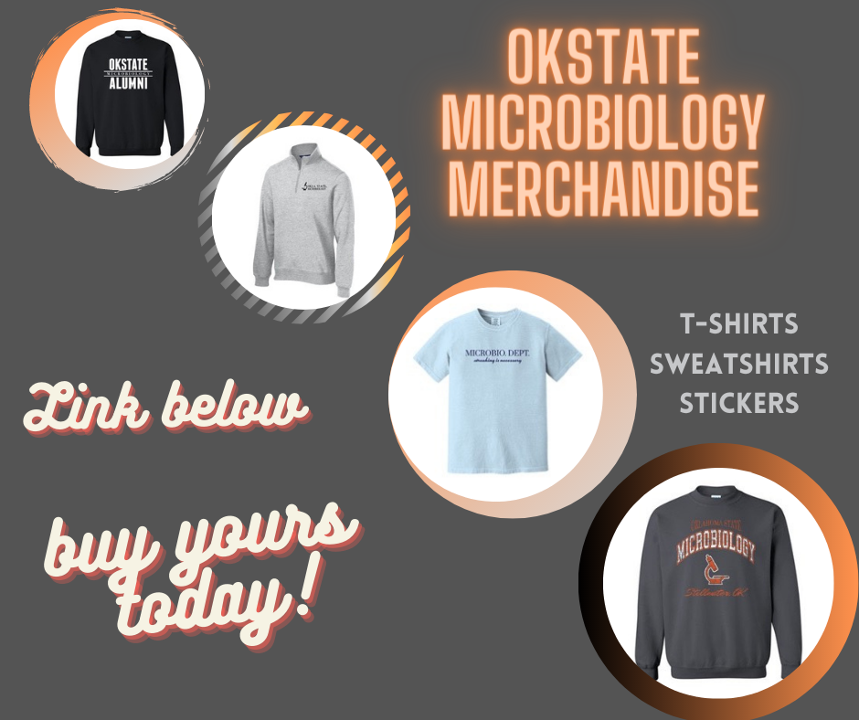 Fall 2020 Microbiology Merchandise